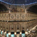 Shopping In Milan At Christmas