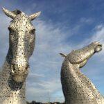 Kelpies Edinburgh Scotland