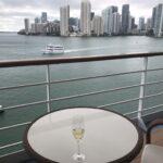 Ship Balcony View in MIA